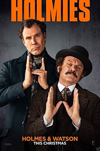 Holmes and Watson preview