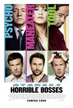 Horrible Bosses preview