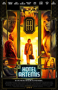 Hotel Artemis preview