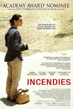 Incendies preview