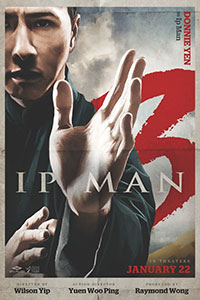 Ip Man 3 preview