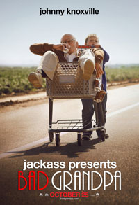 Jackass Presents: Bad Grandpa preview