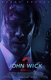 John Wick Chapter 2 preview