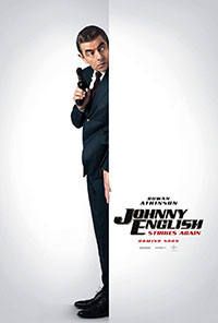 Johnny English Strikes Again preview