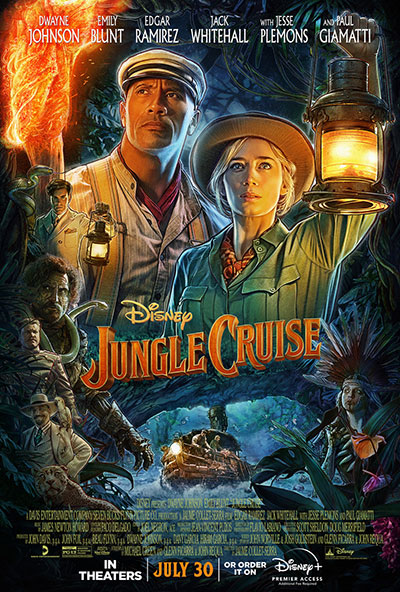 Jungle Cruise preview