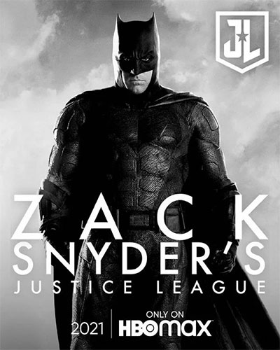 Zack Snyder's Justice League preview