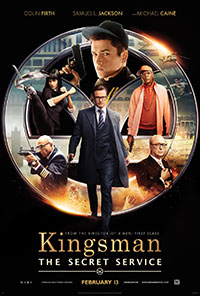 Kingsman: The Secret Service preview
