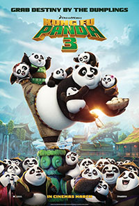 Kung Fu Panda 3 preview