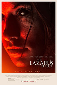 The Lazarus Effect preview