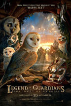 Legend of the Guardians: The Owls of Ga'Hoole preview