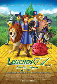 Legends of Oz: Dorothy's Return preview
