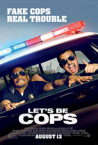 Let's Be Cops preview