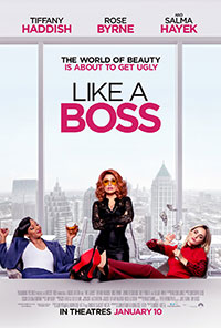 Like a Boss preview