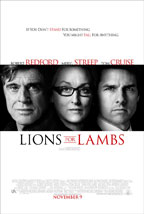 Lions for Lambs preview