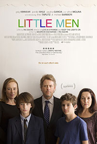 Little Men preview
