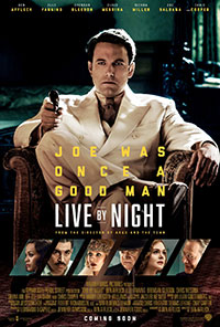 Live by Night preview