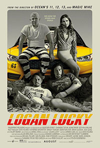 Logan Lucky preview