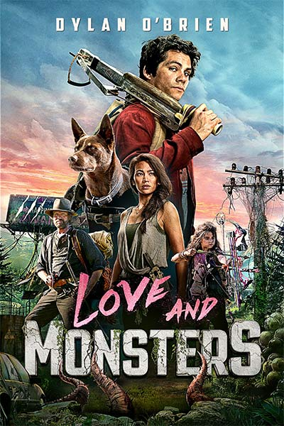 Love and Monsters preview