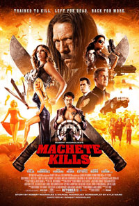 Machete Kills preview