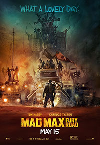 Mad Max: Fury Road preview