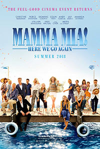 Mamma Mia! Here We Go Again preview
