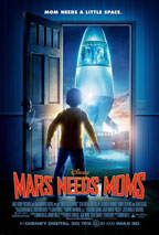 Mars Needs Moms preview