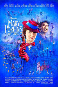 Mary Poppins Returns preview