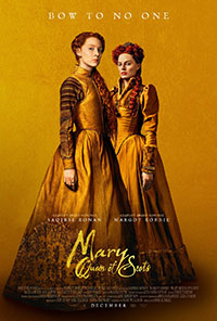 Mary Queen of Scots preview