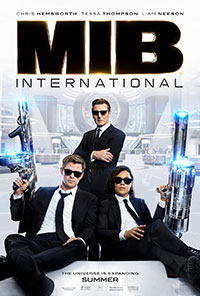 Men in Black: International preview