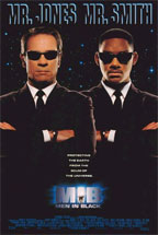 Men in Black preview