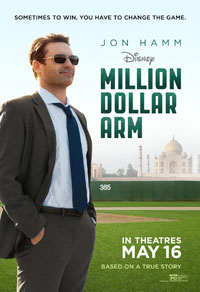 Million Dollar Arm preview