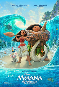 Moana preview