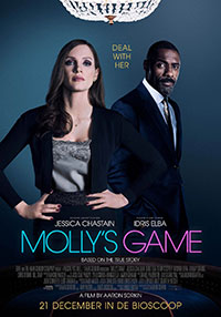 Molly's Game preview