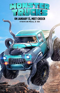 Monster Trucks preview