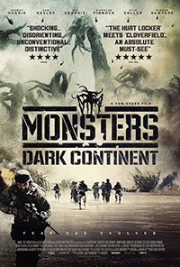 Monsters: Dark Continent preview