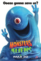 Monsters vs. Aliens preview