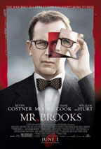Mr. Brooks preview