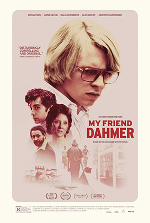 My Friend Dahmer preview