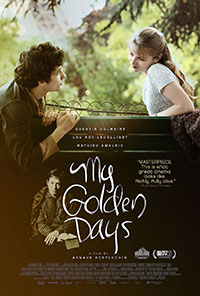My Golden Days preview