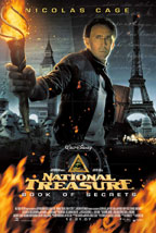 National Treasure: Book of Secrets preview