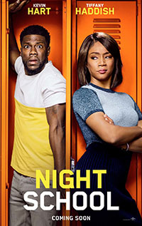 Night School preview