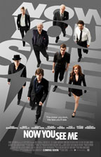 Now You See Me preview
