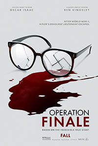 Operation Finale preview