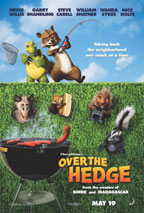 Over the Hedge preview