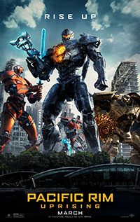 Pacific Rim Uprising preview