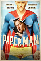 Paper Man preview