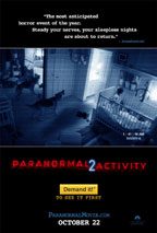 Paranormal Activity 2 preview