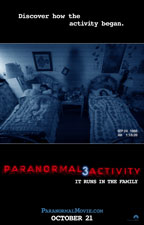 Paranormal Activity 3 preview