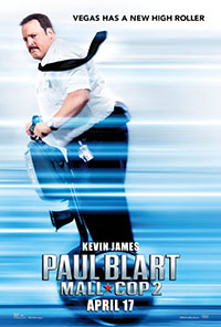 Paul Blart: Mall Cop 2 preview