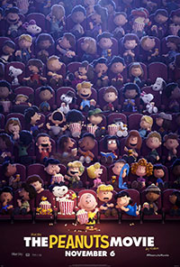 The Peanuts Movie preview
